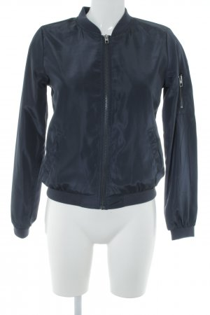 Only Blousje donkerblauw casual uitstraling