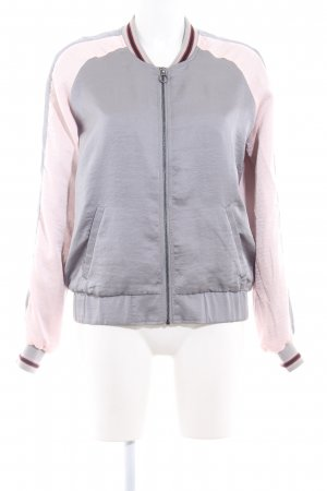 Only Blouson mehrfarbig Casual-Look