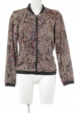 Only Blouson Paisleymuster Casual-Look