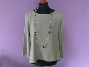 Only Oversized Blouse silver-colored-black mixture fibre