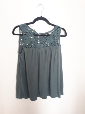 Only Blusa in merletto multicolore