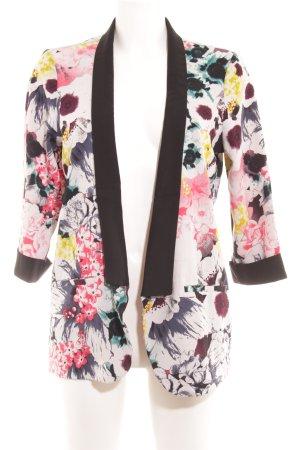 Only Chaqueta tipo blusa estampado floral look casual