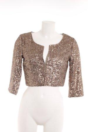 Only Bolero bronzefarben Elegant