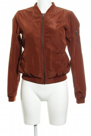 Only Giacca bomber cognac stile casual