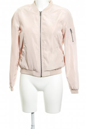 Only Giacca bomber color carne stile casual
