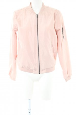 Only Chaqueta bomber nude look casual