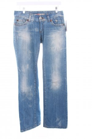 Only Boot Cut Jeans himmelblau Casual-Look