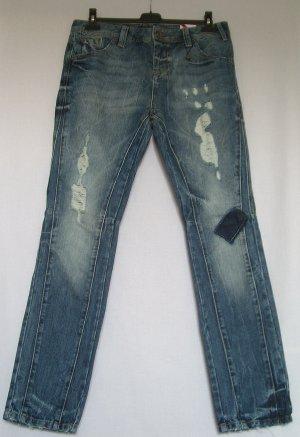 Only Boyfriend Jeans Gr. 30/32 Blau