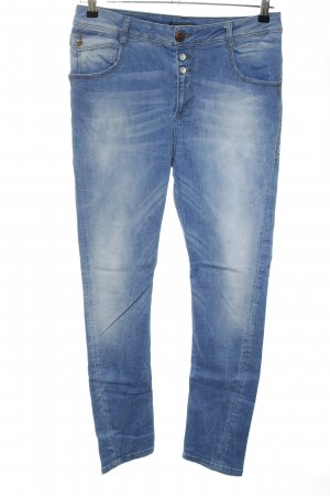Only Boyfriendjeans blau Casual-Look