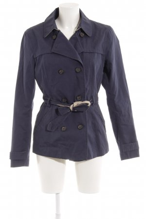 Only Cabanjacke dunkelblau Casual-Look
