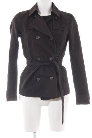 Only Pea Jacket black elegant