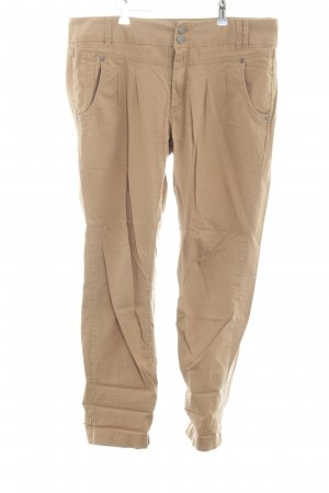 Only Caprihose creme Casual-Look