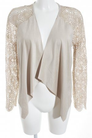 Only Cardigan beige Casual-Look