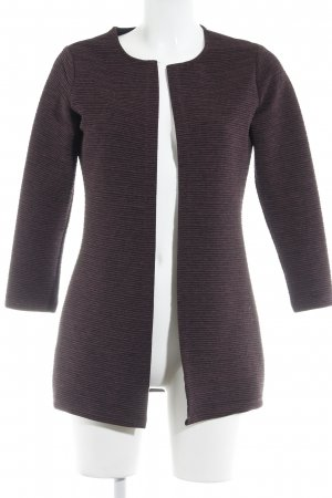 Only Cardigan braunviolett Casual-Look
