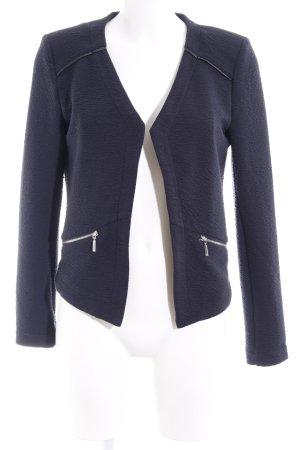 Only Cardigan dunkelblau-schwarz Business-Look