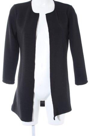 Only Cardigan schwarz Elegant
