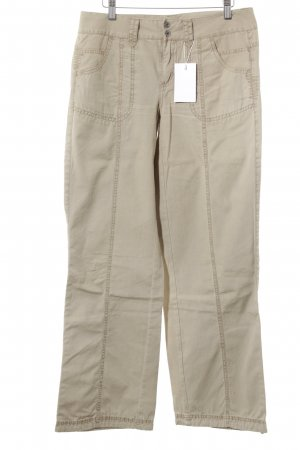 Only Cargohose beige Casual-Look