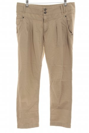 Only Cargohose sandbraun Casual-Look