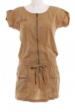 Only Cargo Dress sand brown casual look