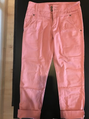 Only Chino Hose in Rosé/ alt rosa