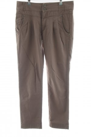 Only Chinohose braun Casual-Look