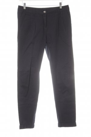 Only Chinohose dunkelblau Casual-Look