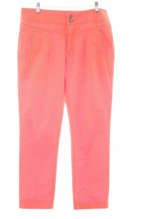Only Chinohose orange Casual-Look