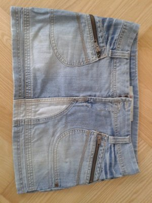 ONLY - cooler Jeans-Minirock