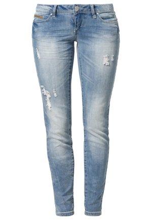 ONLY CORAL - Jeans Slim Fit - light blue denim