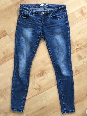 Only Tube Jeans blue-dark blue
