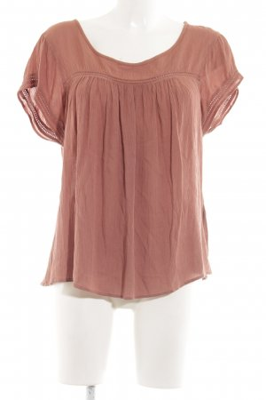 Only Blusa Crash rosa stile casual