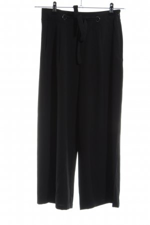 Only Culottes schwarz Business-Look