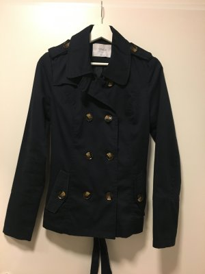 ONLY dunkelblaue Jacke, Größe Medium
