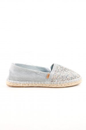 Only Espadrillas motivo a righe stile casual