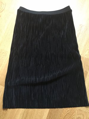 Only Pleated Skirt black