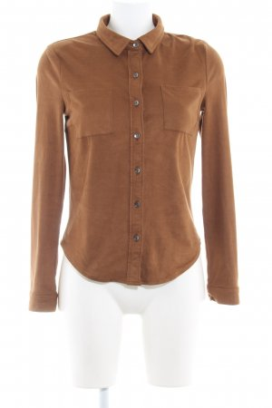 Only Shirt Blouse brown casual look