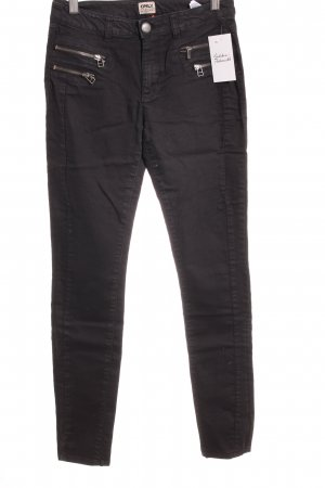 Only High Waist Jeans anthrazit Webmuster Casual-Look