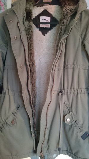 ONLY Hooded Parka Khaki