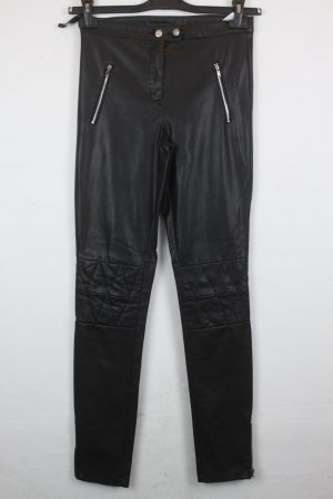 Only Hose Jeggings Lederoptik Gr. 38 schwarz (18/3/062)