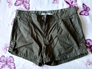 Only Hotpants grün khaki *Gr.  34*