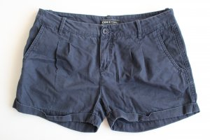 Only Hot pants donkerblauw