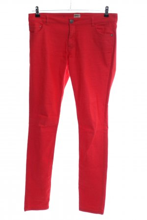 Only Low Rise Jeans red casual look