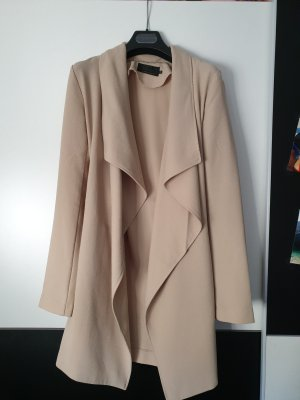 Only Long Jacket beige