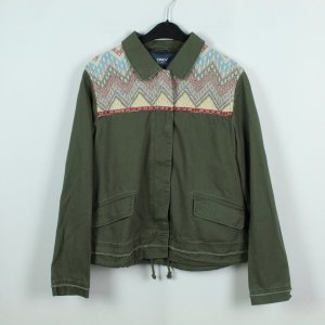 Only Oversized Jacket multicolored cotton
