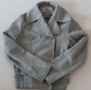 Be only Winter Jacket grey