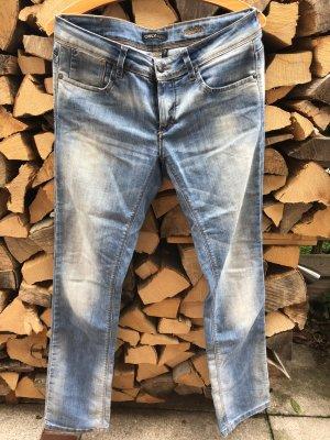 Only Pantalone cinque tasche multicolore