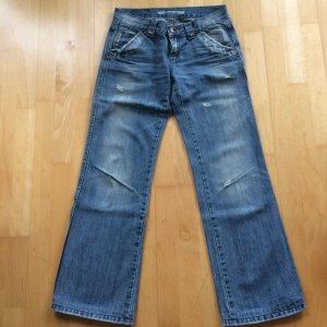 Only Jeans 26/30 baggy boyfriend usedlook debil