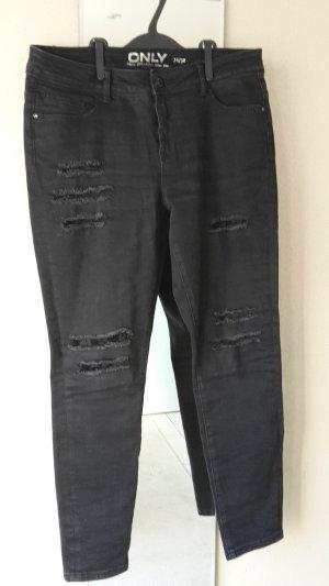 Only Jeans 30/32 schwarz