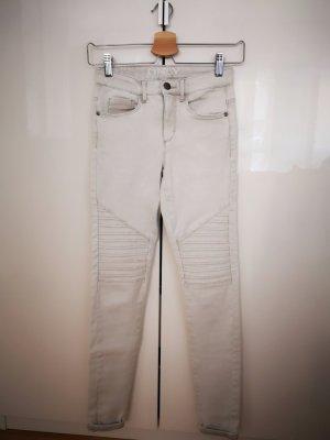 Only Jeans slim fit beige chiaro