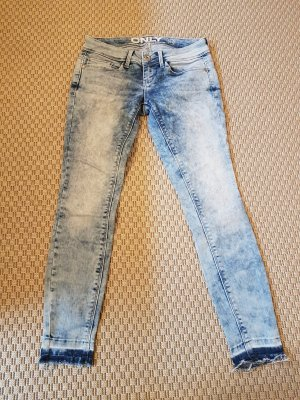 Only Jeans a 7/8 azzurro-azzurro